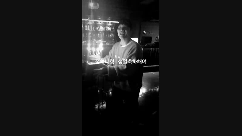 [181104] owols instagram video