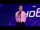 Томичка Ксения Лебедева на шоу Танцы