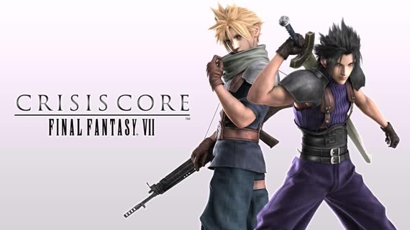 AJ_Maker Live PSP Final Fantasy VII Crisis Core