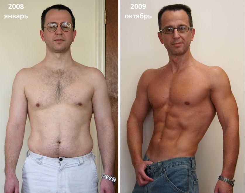 Как я худел в 37 (41, 44...) лет