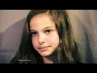 Юная красавица Натали Портман😍