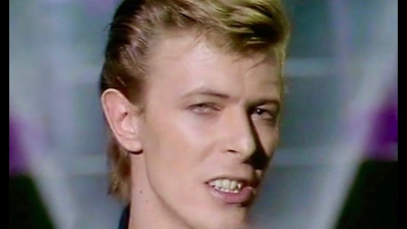 David Bowie • Boys Keep Swinging • The Kenny Everett Show • April 23, 1979