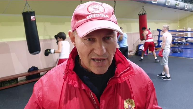 На тренировке в клубе Ринг у ЗТР Исаева Н П 🥊