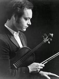 Майкл Рабин — один из самых популярных американских скрипачей