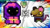 Enter the Gungeon Resourceful Rat Boss vs The Cultist and the robot Punch-Out!! Save The Princess