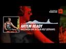 Artem Ready - Halloween Rave in Club Help Germany Periscope Techno music