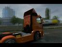 ETS2 Euro Truck Simulator 2 Top 5 Tucks Mod Part I