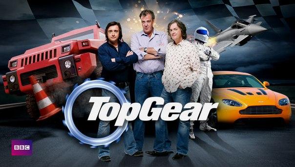 ВЕСЬ 21 Сезон Top Gear (Забирай к себе на стену!)