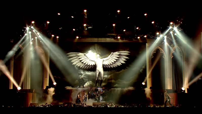 IRON MAIDEN Flight Of Icarus (Legacy Of The Beast Tour 2019)