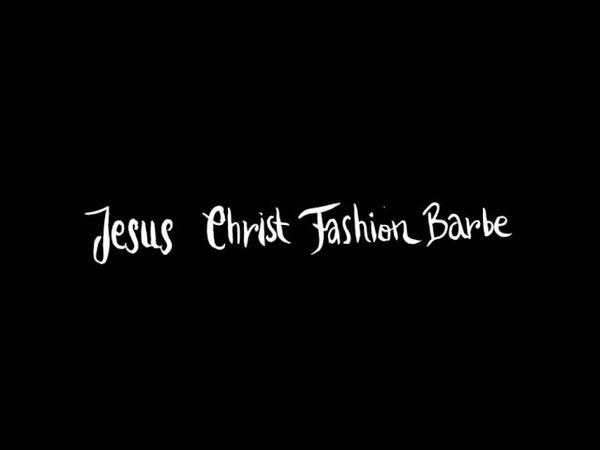 Jesus Christ Fashion Barbe - Finger Is On
