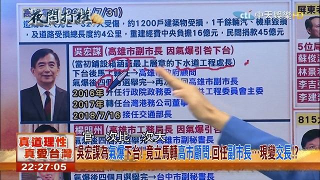 2018.07.24夜問打權完整版 李遠哲藉「諾貝爾獎」光環操作十年教改 台灣教329