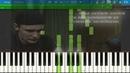 ноты | Piano Tutorial | Темная душа(акустическая версия)