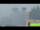 Т-90 обстрел из ПТУРа. Сирия (2016)