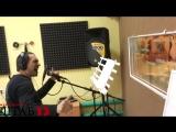 Проект - У неё было пять ног Запись вокала для песни