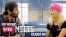 Catching Up with XC Mountain Bike Phenom Jolanda Neff Rob Meets Ep 2