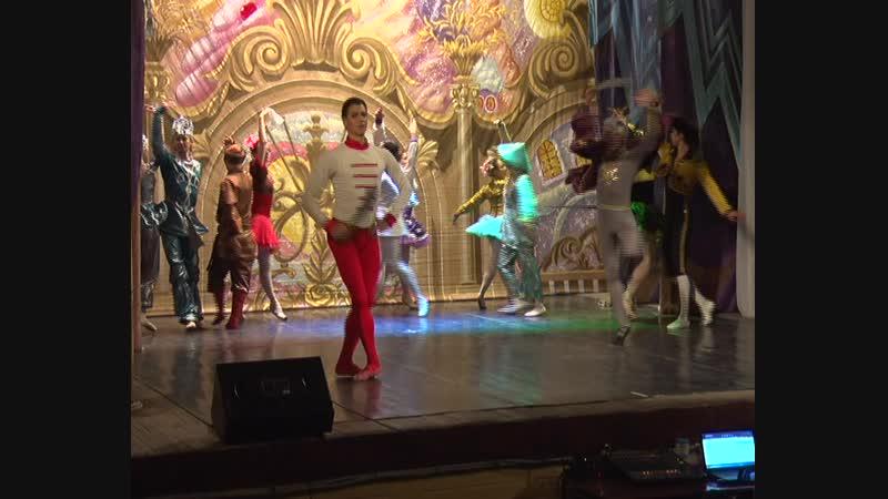 Щелкунчик на ржевской сцене