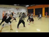 Jeremy Strong Choreography (Ace Hood ft. Lil Wayne, Rick Ross Hustle Hard Remix )