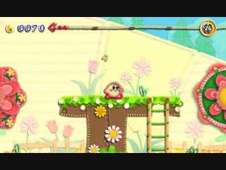 Kirby's extra epic yarn для 3ds