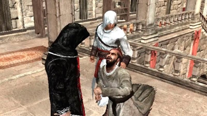 Assassins Creed часть 2 Предатель раскрыт