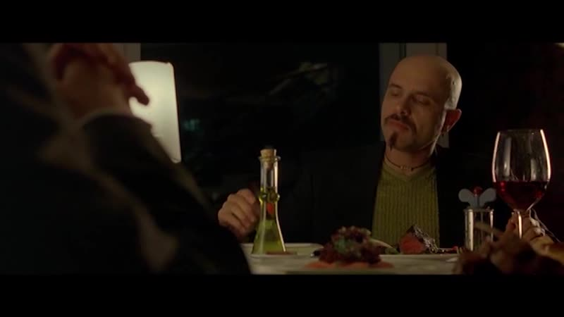 Ключевые фрагменты из фильма Матрица ЕДА