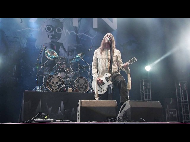 Pain - Live Masters Of Rock 2012