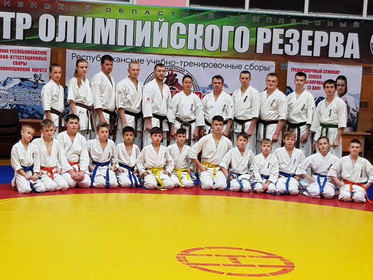 Завершилась Зимняя школа с Еленой Воробьевой