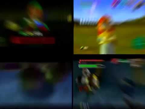 The Legend of Zelda: Ocarina of Time -- Can-Can Remix