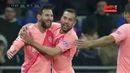 Season 2018/2019. RCD Espanyol - FC Barcelona - 0:4
