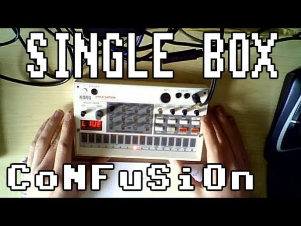Volca sample how to re-make New Orders CONFUSION (tutorial)