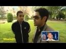 Jamel Debbouze et Malik Bentalha   UNFP agent de Eden Hazard