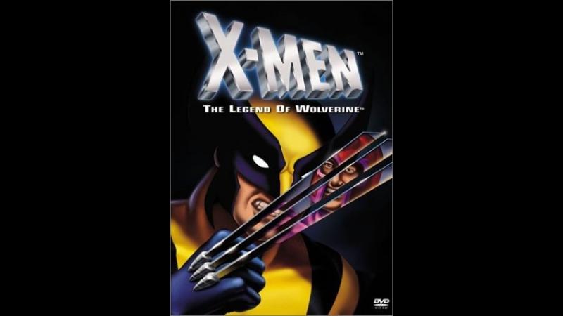 X-Men 3x01 - Out of the Past (1) (Дольский)