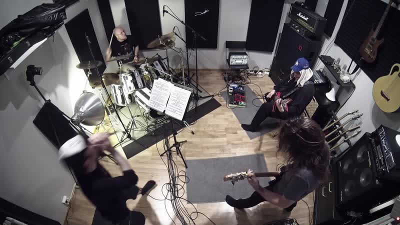 Trendkill pantera tribute Yesterday live rehearsal at Frog Leap Studios