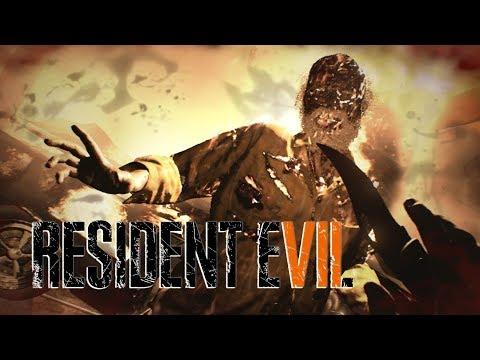 TROLLING Resident Evil 7 - Jack the Racer
