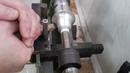 Стопка рюмка аллюминий 0 5мм хендмейд ротационная вытяжка металла