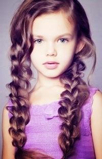Причёски для девочек на улицу 12 лет