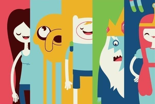 Время приключений - 3 сезон - все серии - смотреть
