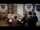 драка Шевченко и Сванидзе в прямом эфире