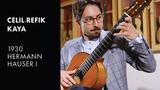 Paganini Caprice in A - Celil Refik Kaya plays 1930 Hauser I