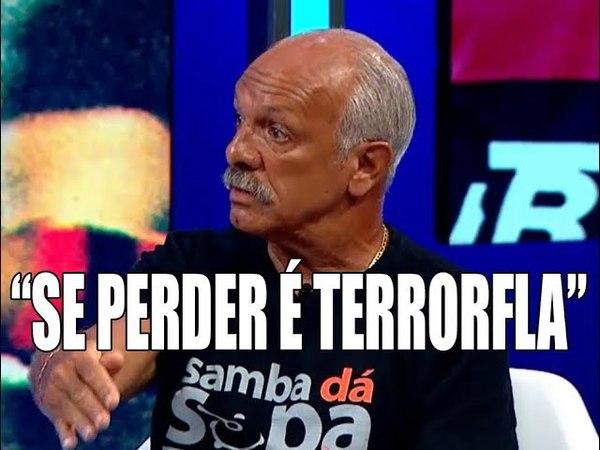 Maestro Junior já previa crise no Flamengo: