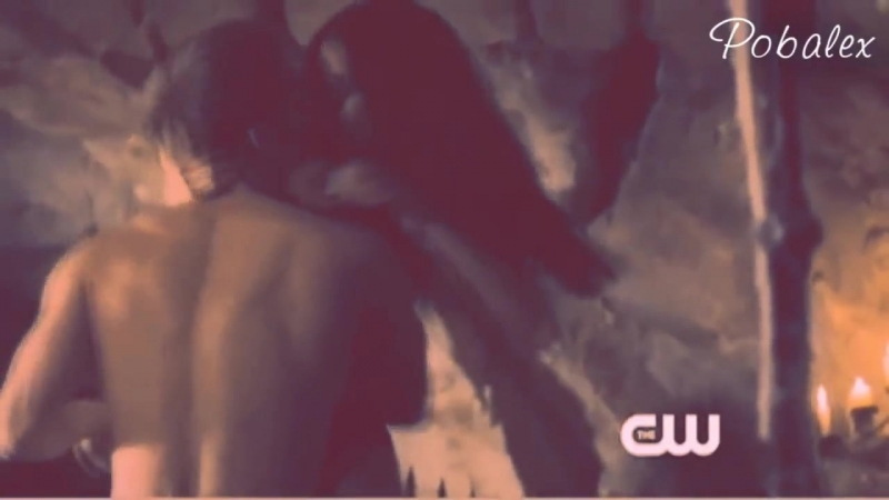 Stefan-katheri sex and loves not real when its from you [tvd, 2.11 promo]