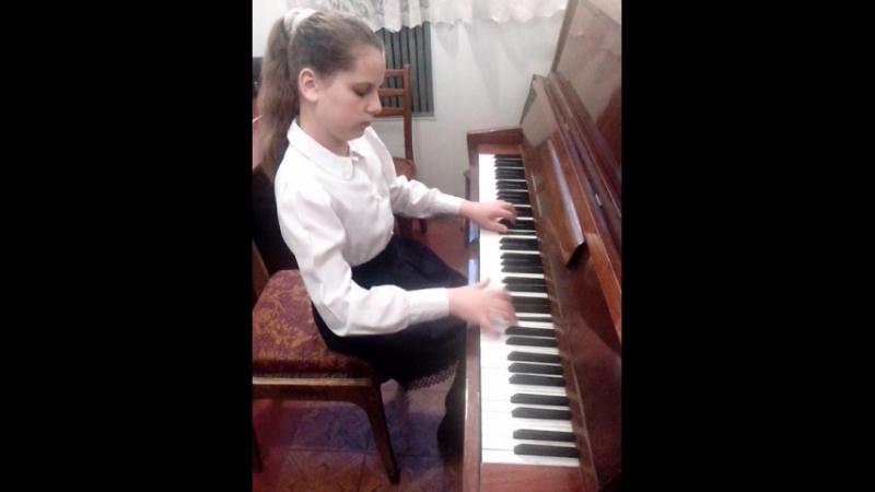 Экзамен по музыке