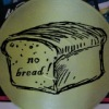 NO BREAD! label//booking//distro (ХЛЕБА НЕТ!)
