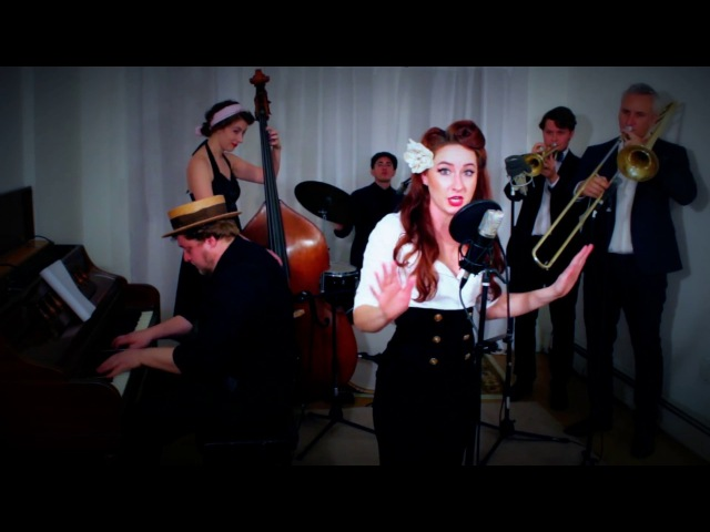 American Idiot (Green Day) - 1940s Wartime Cover by Robyn Adele Anderson