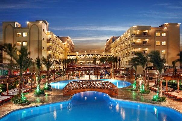 отель в хургаде amc royal hotel