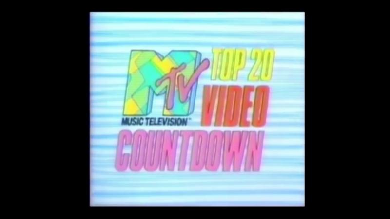 MTV Top 20 Video Countdown 1986