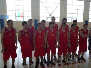 АГНИ впервые в своей истории Чемпион РТ по баскетболу лига Б.