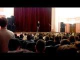 Stand Up на Пятом! - 26.09.14 - Роман Сидорчик