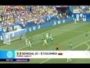 Colombia 1-0 Senegal
