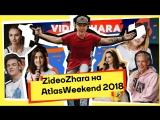 #VideoZhara на Atlas Weekend собрала твоих любимых БЛОГЕРОВ!