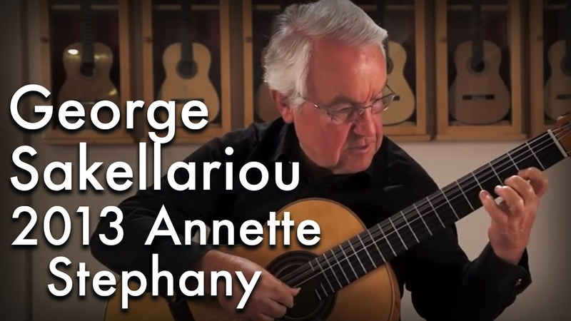Bach 'Toccata' played by George Sakellariou